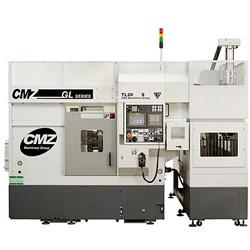 Torno CMZ TL25B+Gantri GL20